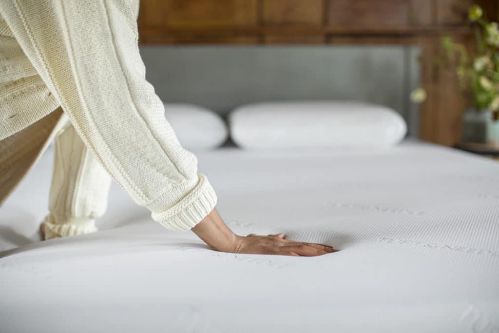 Tuft and Needle mattress Firmness Level