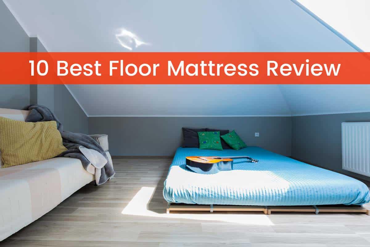 mattress on floor ideas