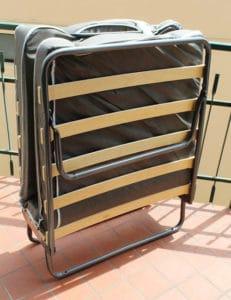 Folding bed/mattress