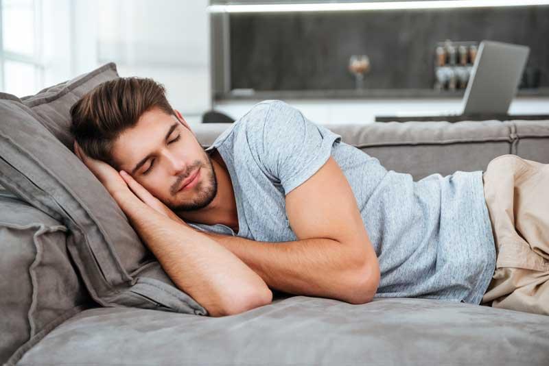 Side Sleeper Men