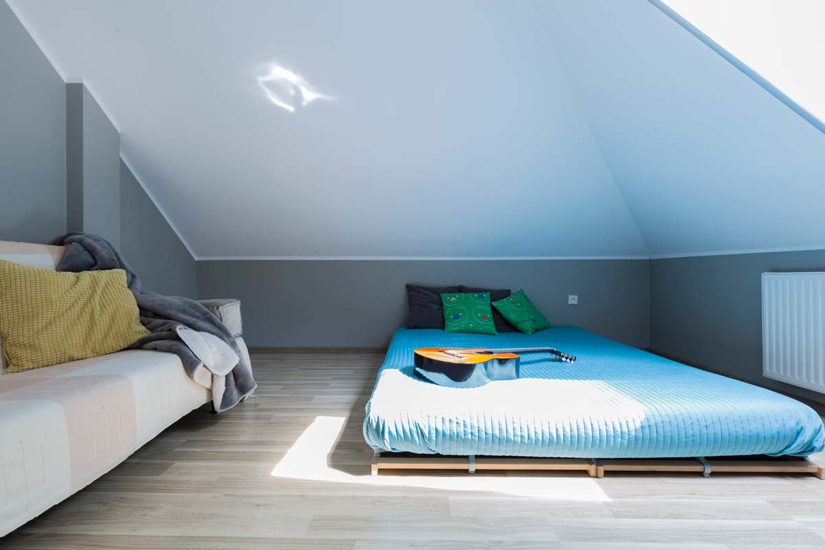 mattress on floor ideas