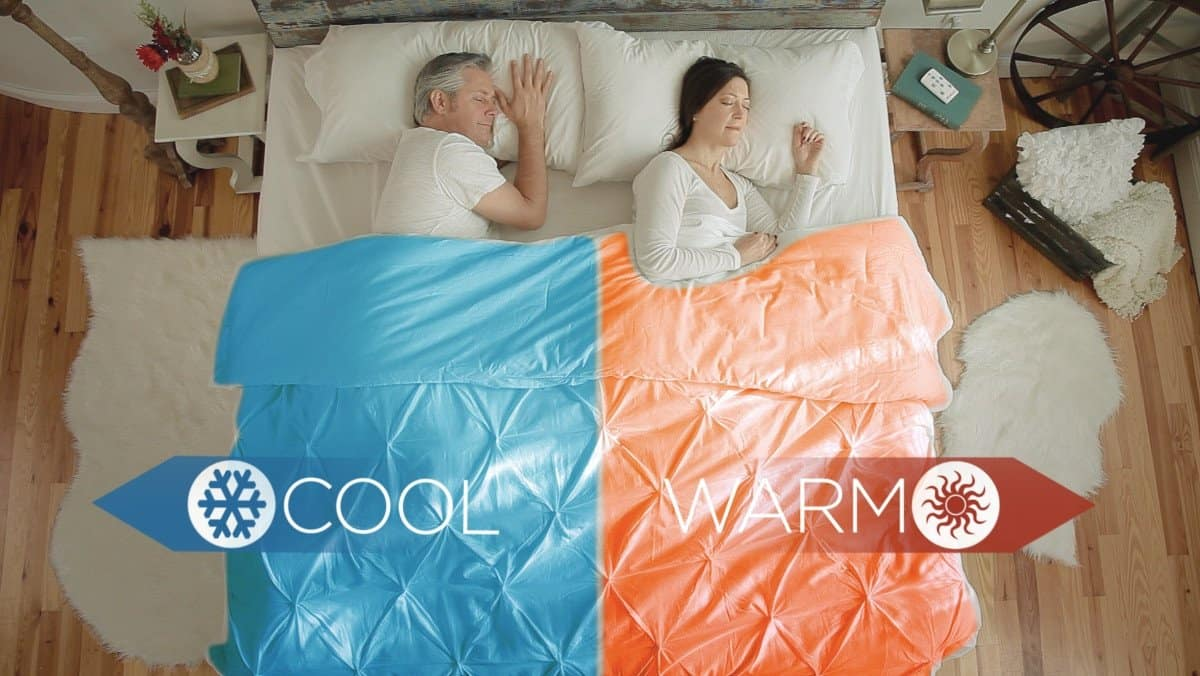 5 Best Cooling Blanket Reviews 2018 [3 Blankets Has Heating Feature Also]