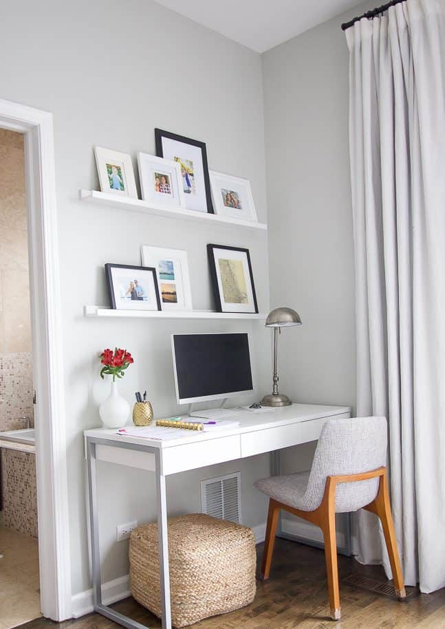 10+ Small Bedroom Desk Ideas in 2020 - Mattresses Guide ...