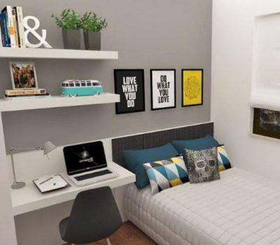 10+ Small Bedroom Desk Ideas in 2018