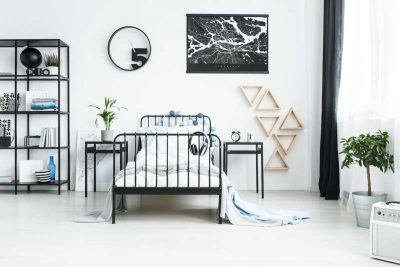What is a bed frame?