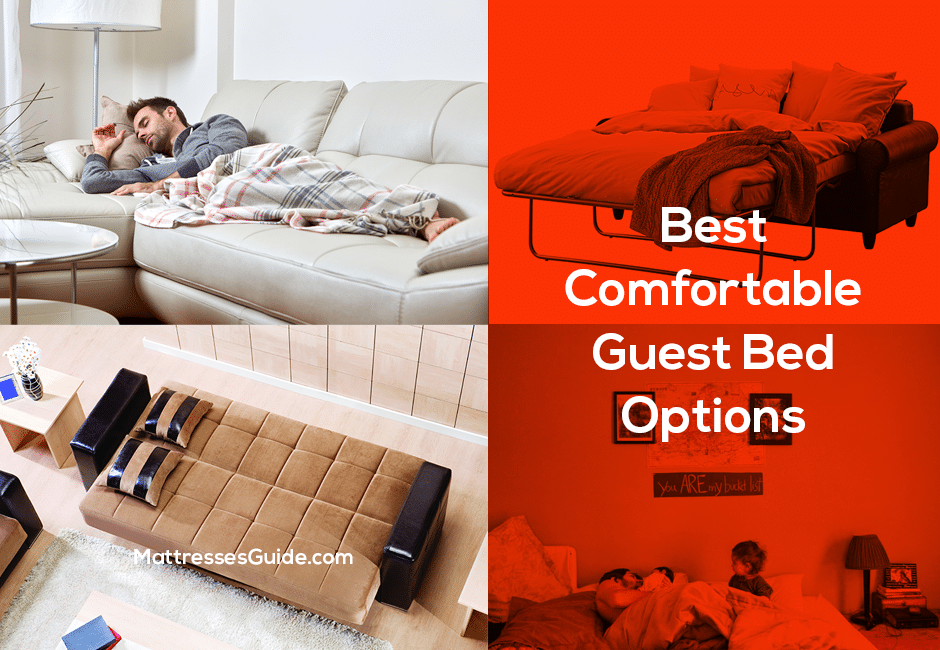 best comfortable guest bed options