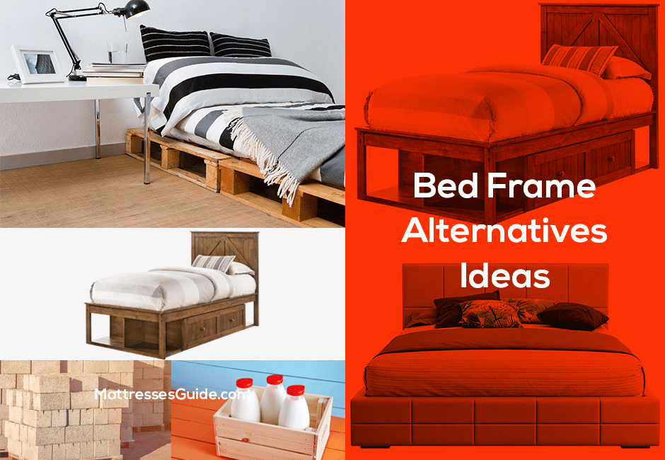 Bed Frame Alternatives Ideas
