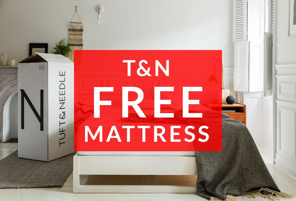 How To Get A Free Tuft And Needle Mattress?
