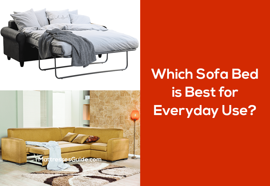 What Is the Difference Between a Sofa Bed and A Sofa Sleeper?
